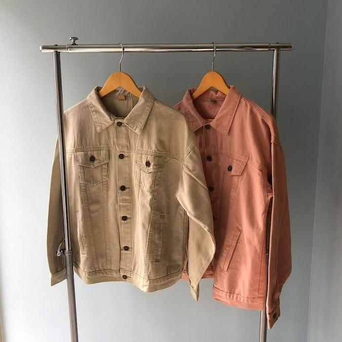 spring denim jacket