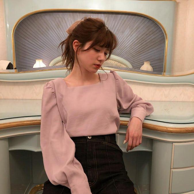 square blouse-0