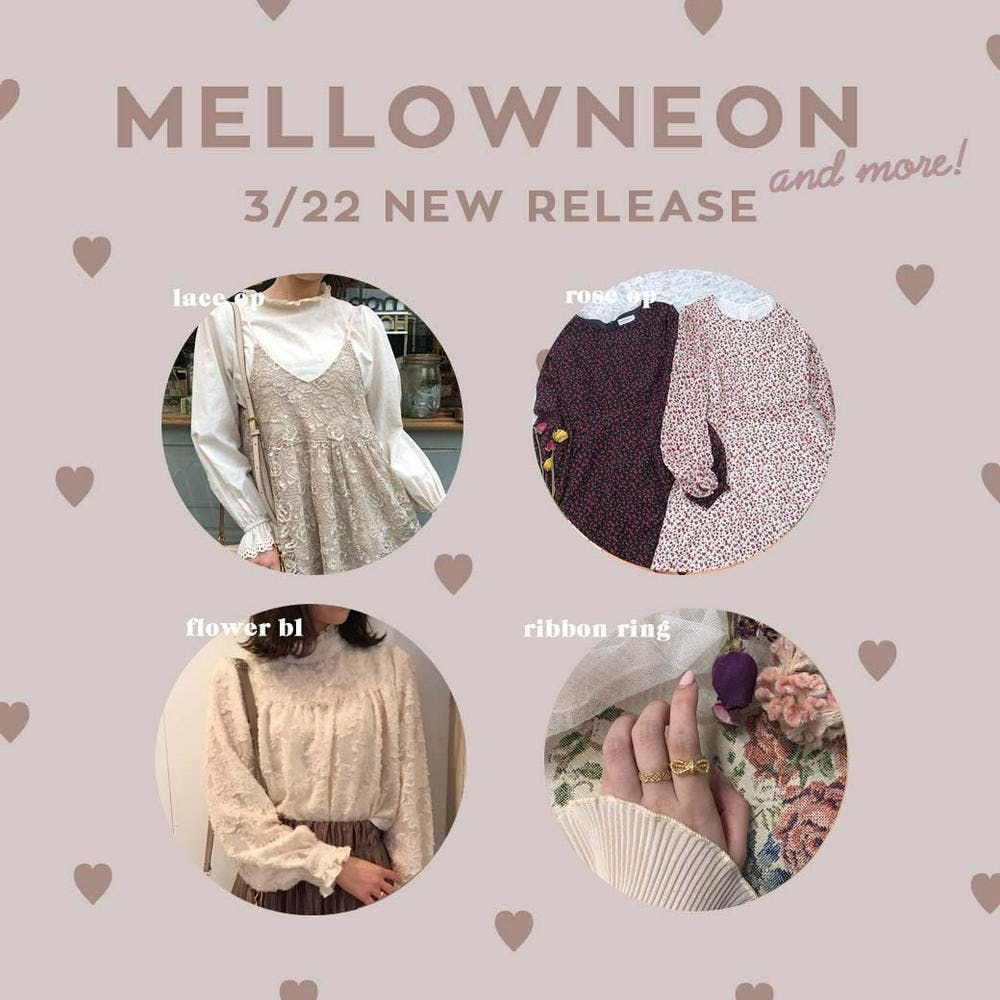 3/22 new release