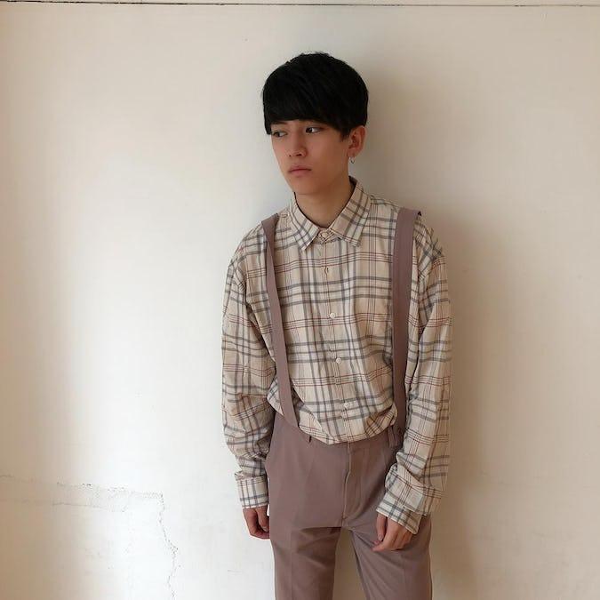 tartan check shirts
