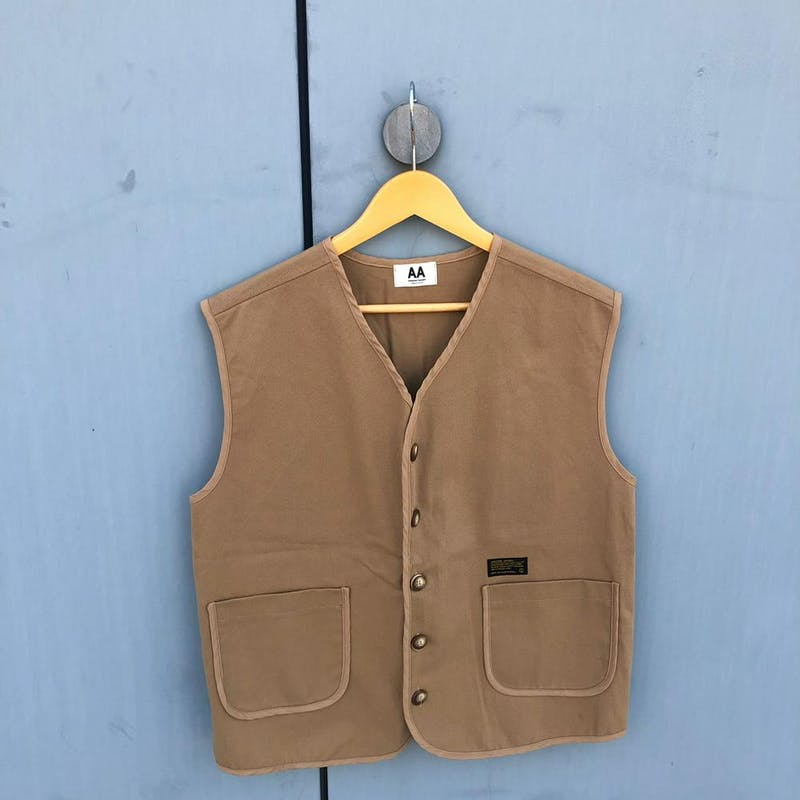 simple western vestの画像7枚目