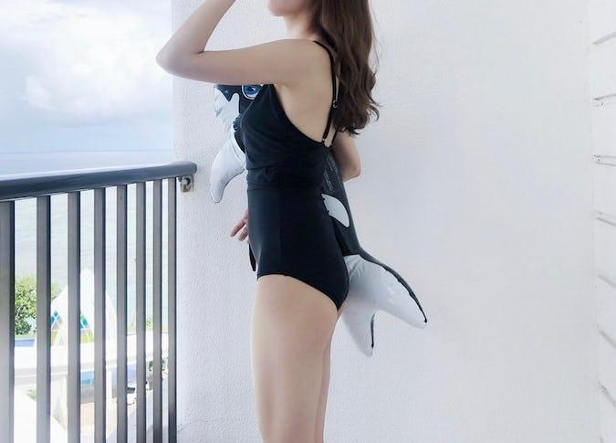 cachecoeur swim wear