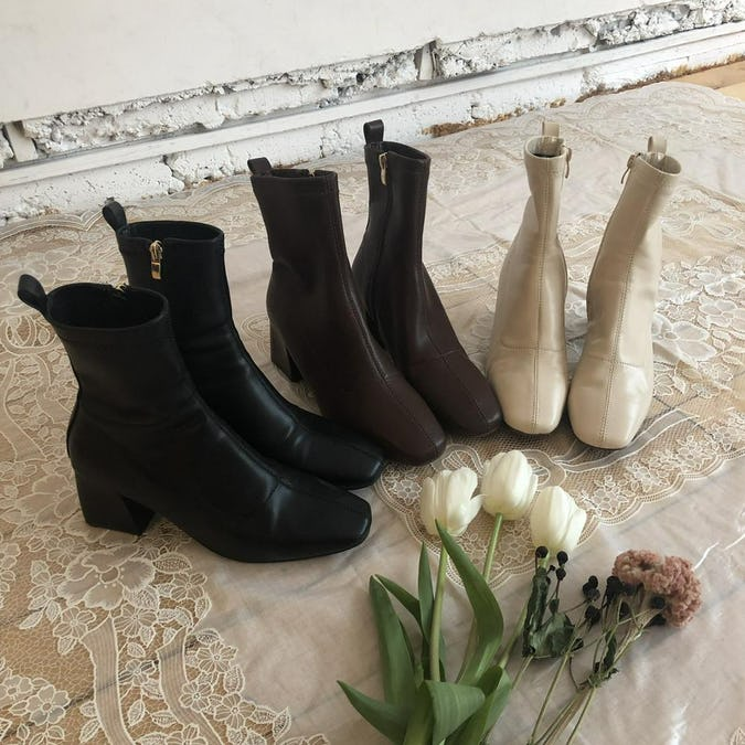 simple leather boots-0