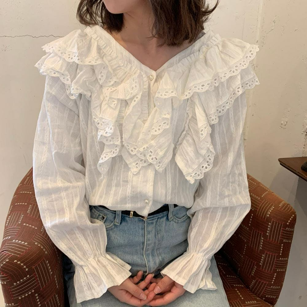 double frill bl