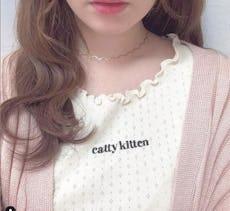 春コーデはcatty PINKで決まり♡!!