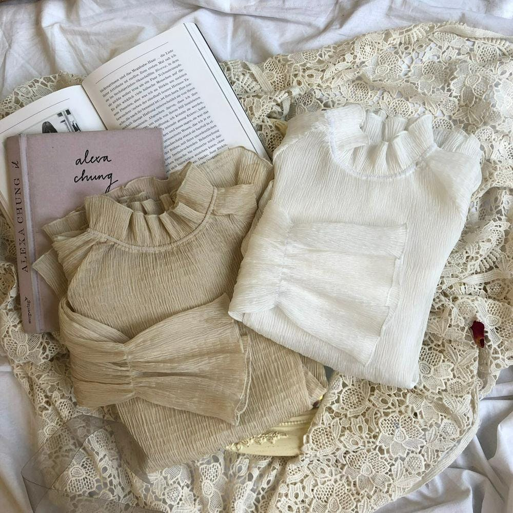 lace inner blouse