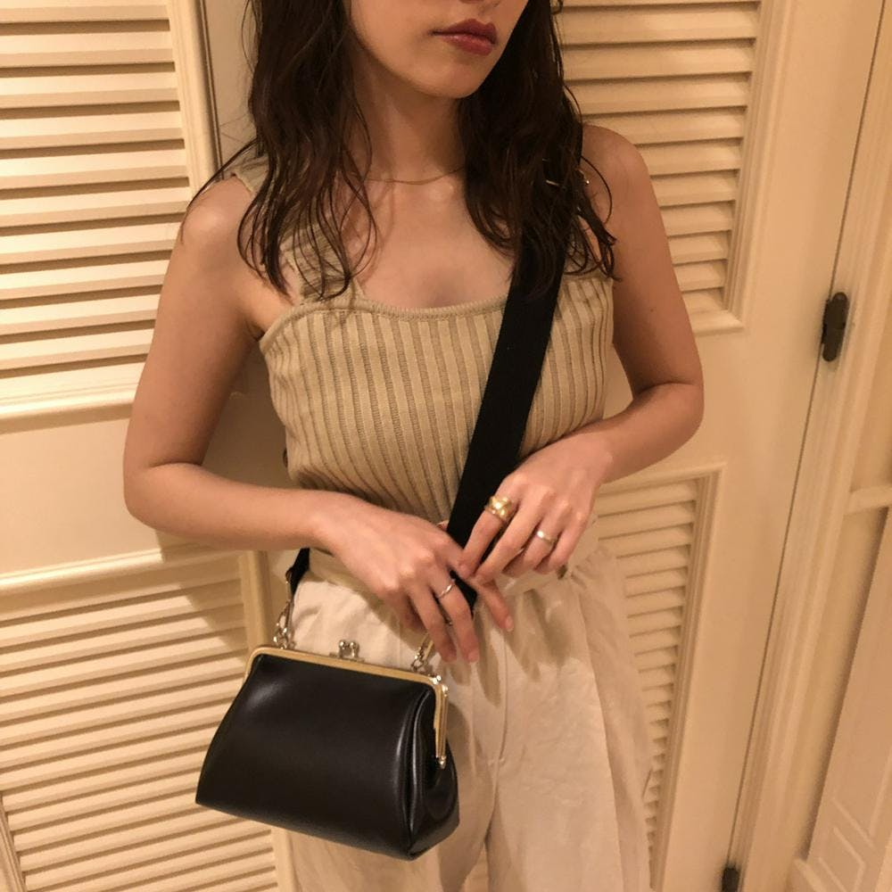 gamaguchi bag