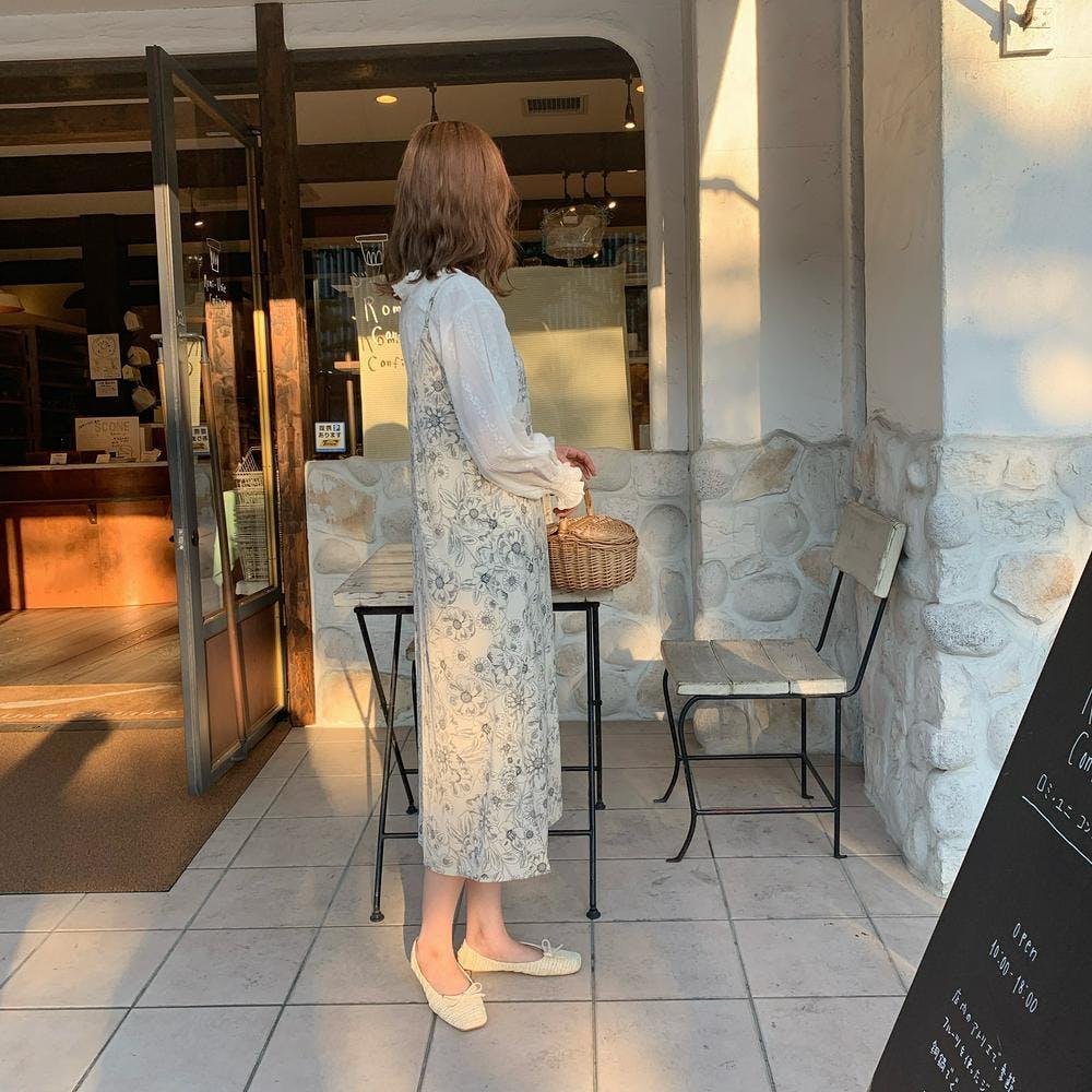 【5/21~順次発送】lily cami ops