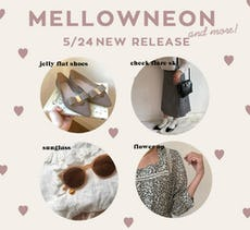 mellowneon 5/24 New release item