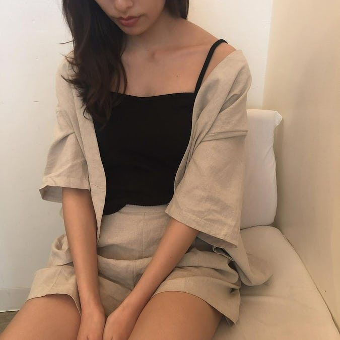basic camisole