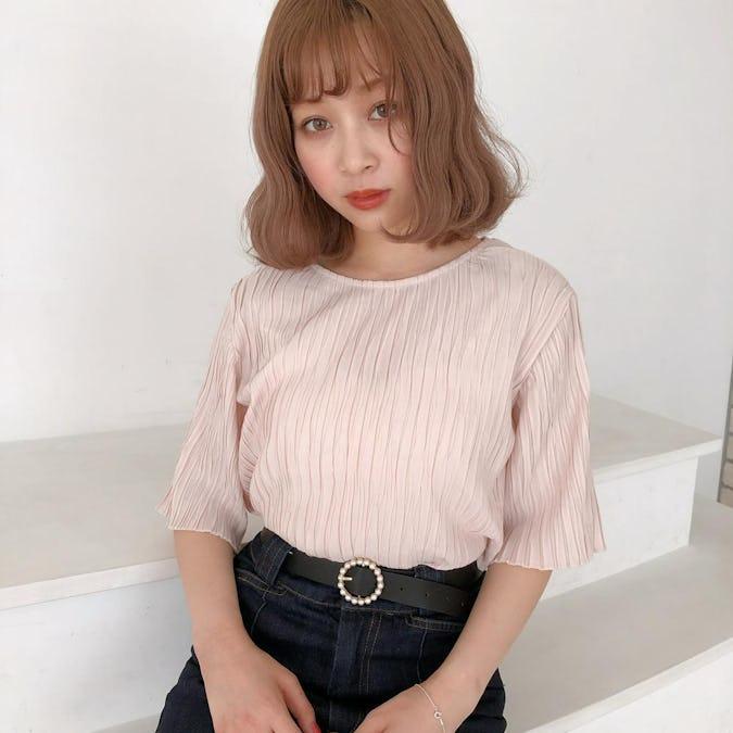 【8/23~順次発送】shuwa shuwa tops
