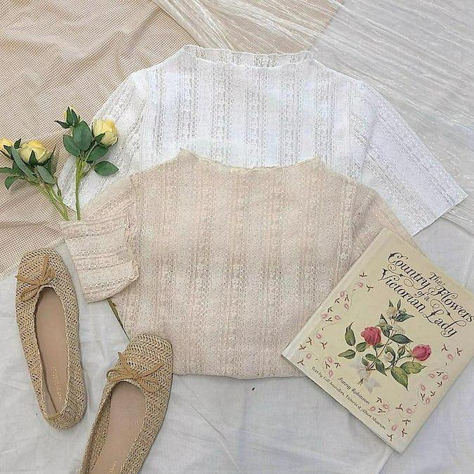 antique lace bl-0