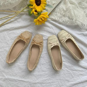 summer ballet shoes