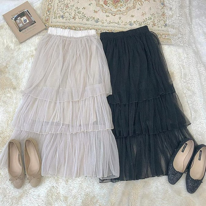 cancan tulle sk-0