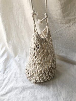 beach net bag