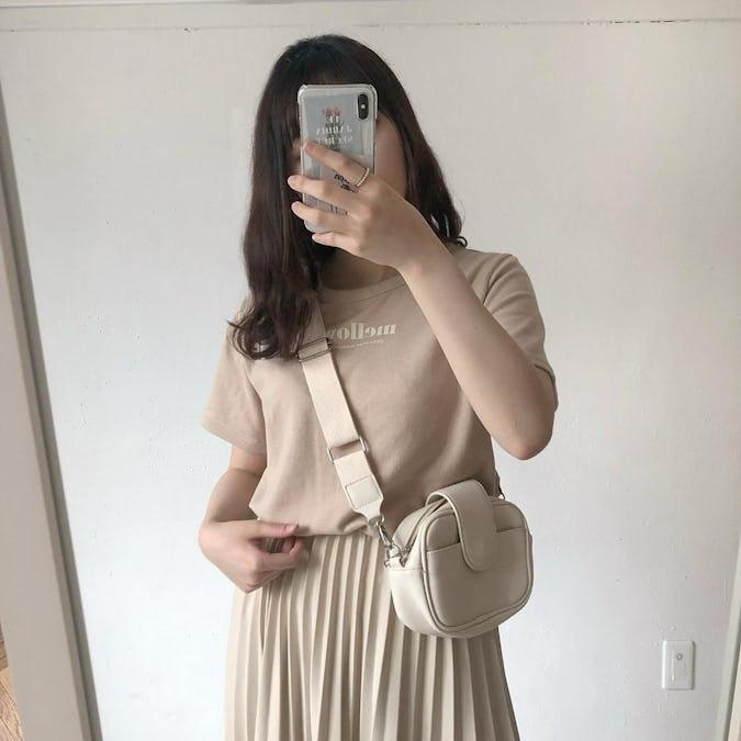 casual mini bag