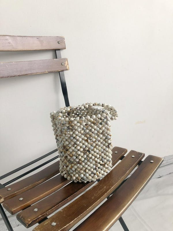 sea stone bagの画像8枚目