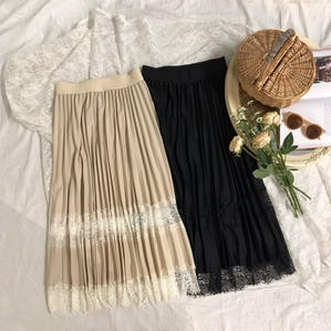 lace tulle sk