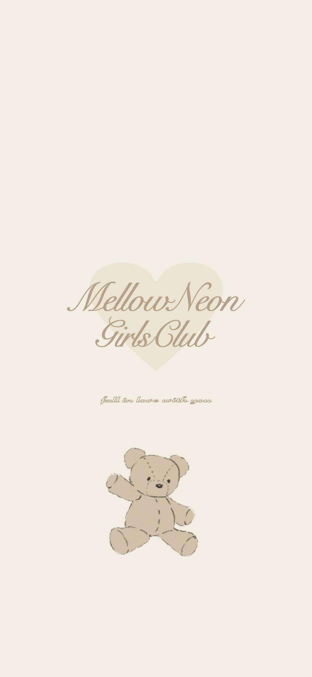 限定配信 Mellow Neon オリジナルスマホ用壁紙画像プレゼント Patra Magazine パトラ マガジン