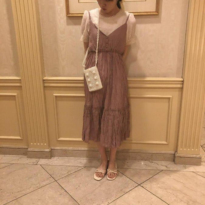 プリンセスキャミワンピース-0