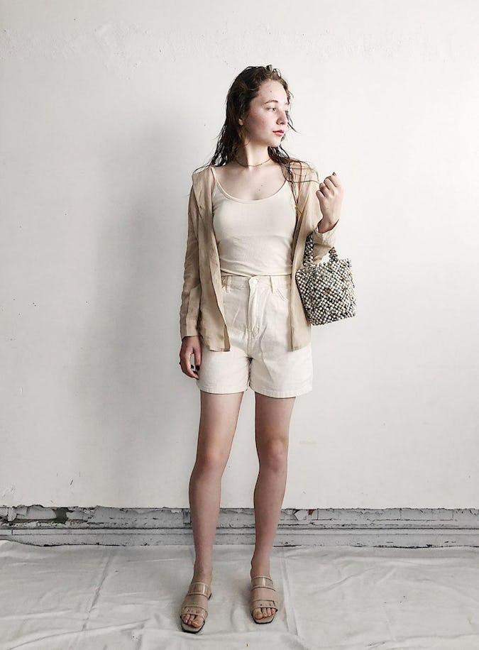 sea stone bag