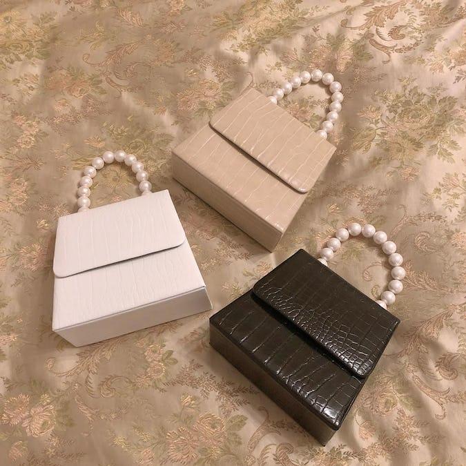 pearl lady bag-0