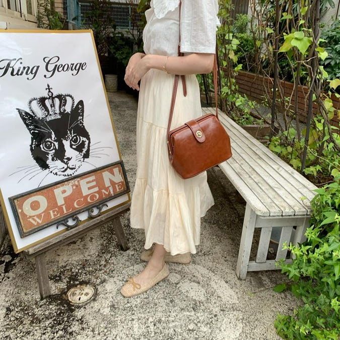 simple shine skirt