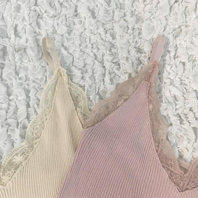 lace cami inner