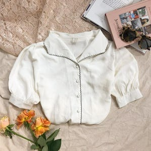 stitch blouse