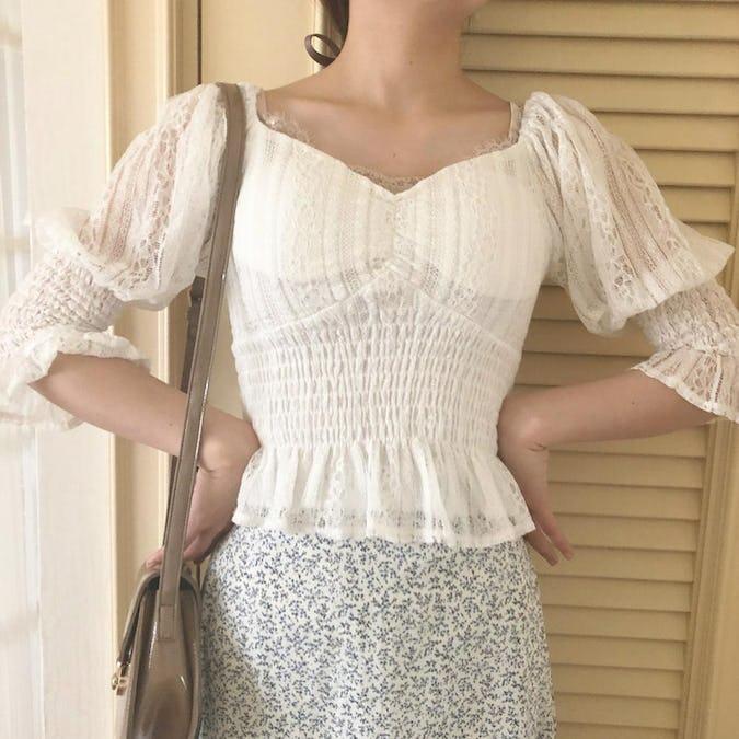 race princess blouse-0