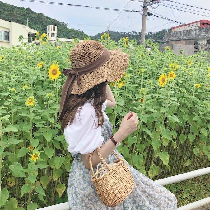 flower cami onepiece