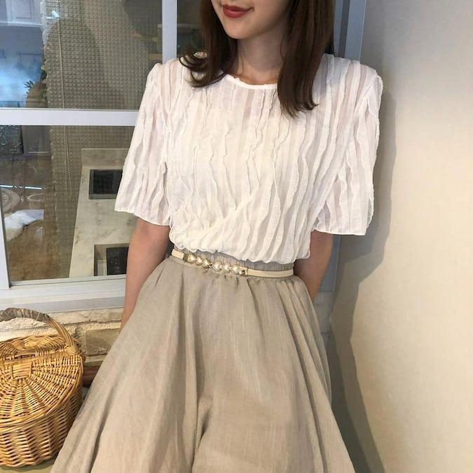 rinen long skirt