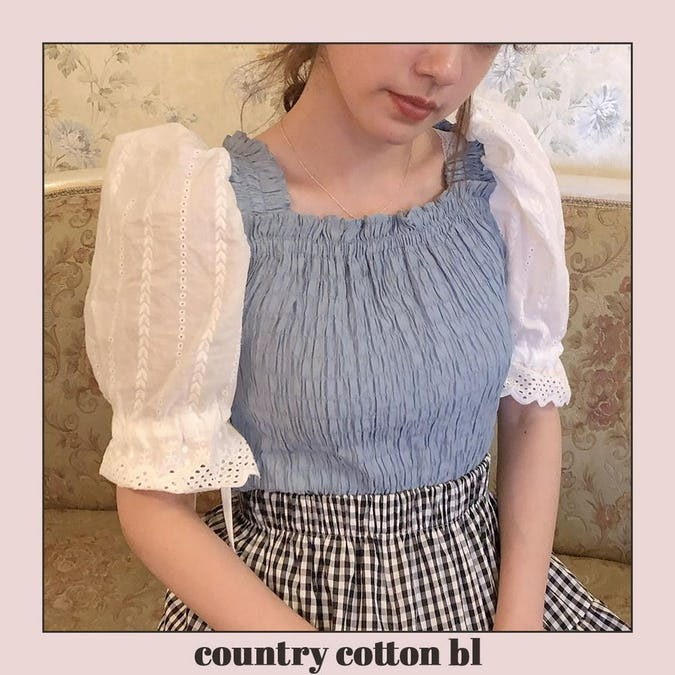 country cotton bl-0