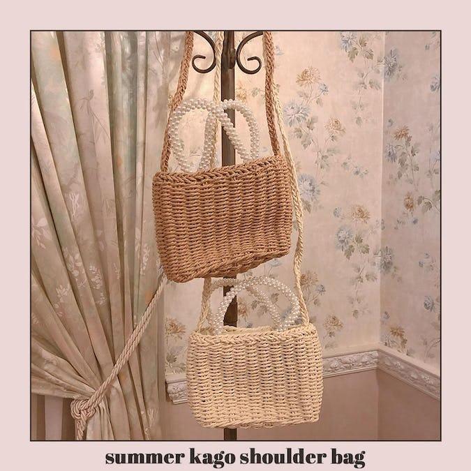 summer kago shoulder bag-0