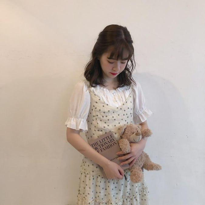 cutie blouse