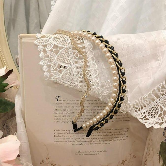 twinkle headband set