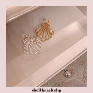 shell beach clip