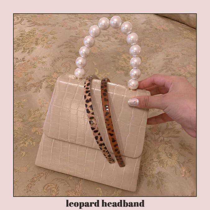 leopard headband-0