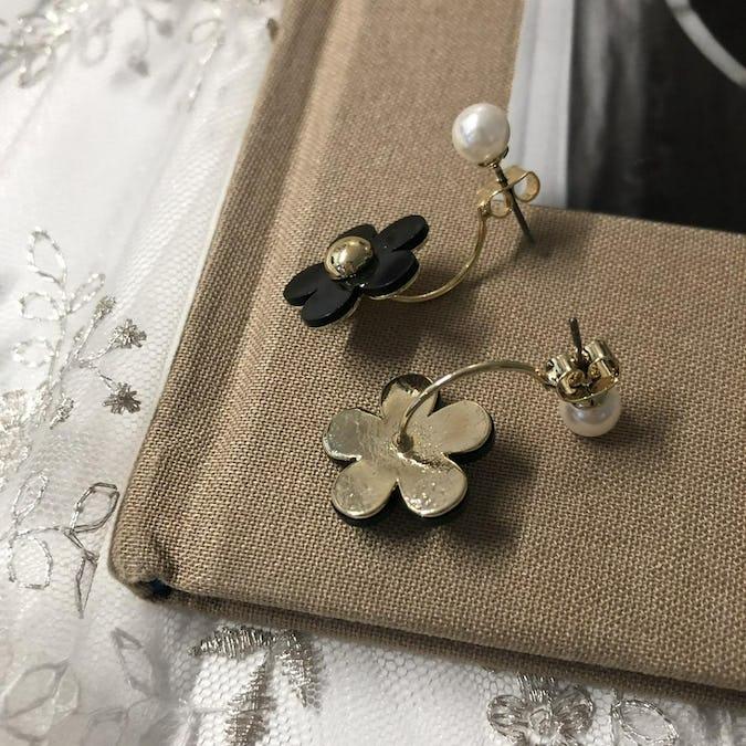 modern flower pierce