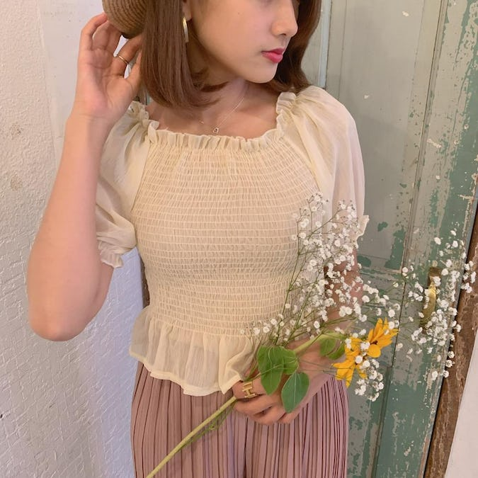 princess offshoulder bl