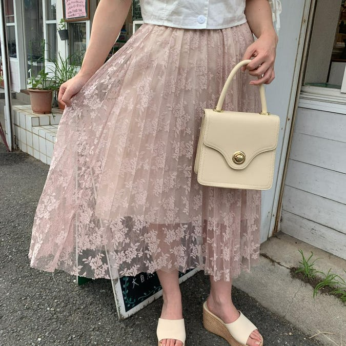 rose lace sk