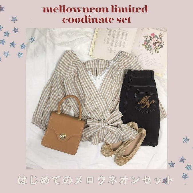 【8/19~順次発送】first mellowneon set-0