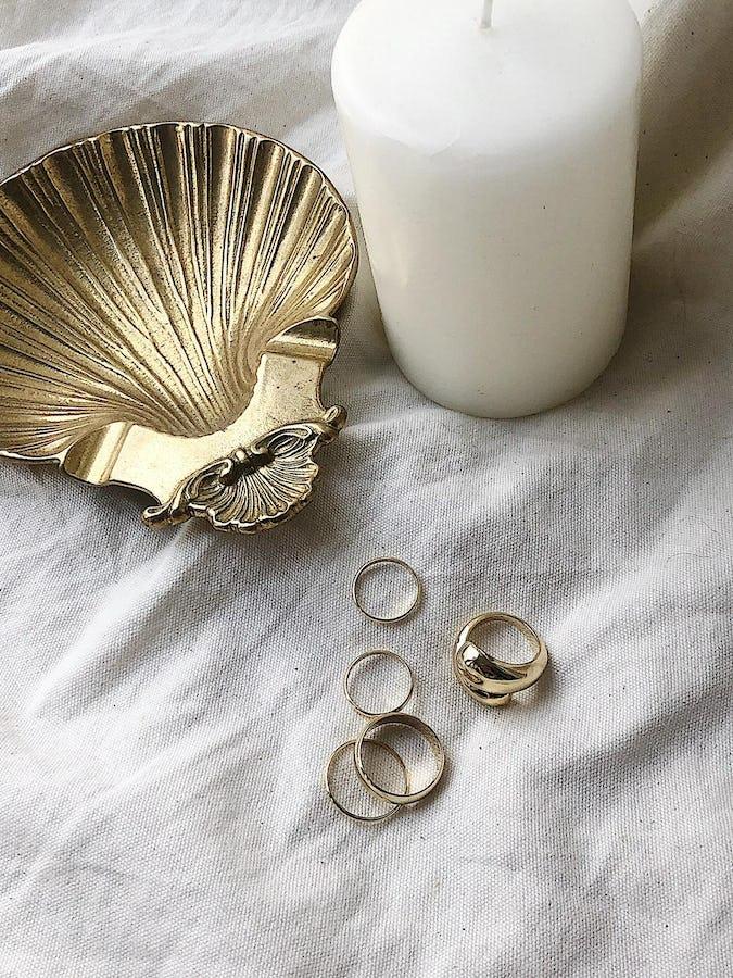5 piece set rings-0