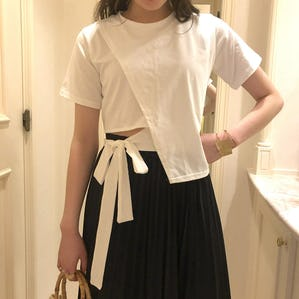 asymmetry ribbon T