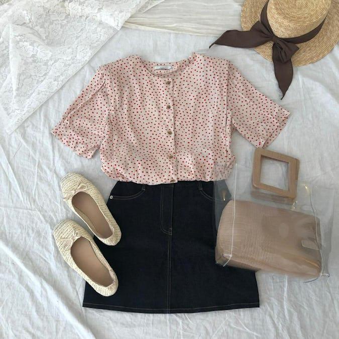 sandy blouse-0