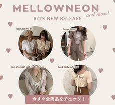 mellowneon 8/23 New release items