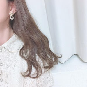 flower vintage pierce