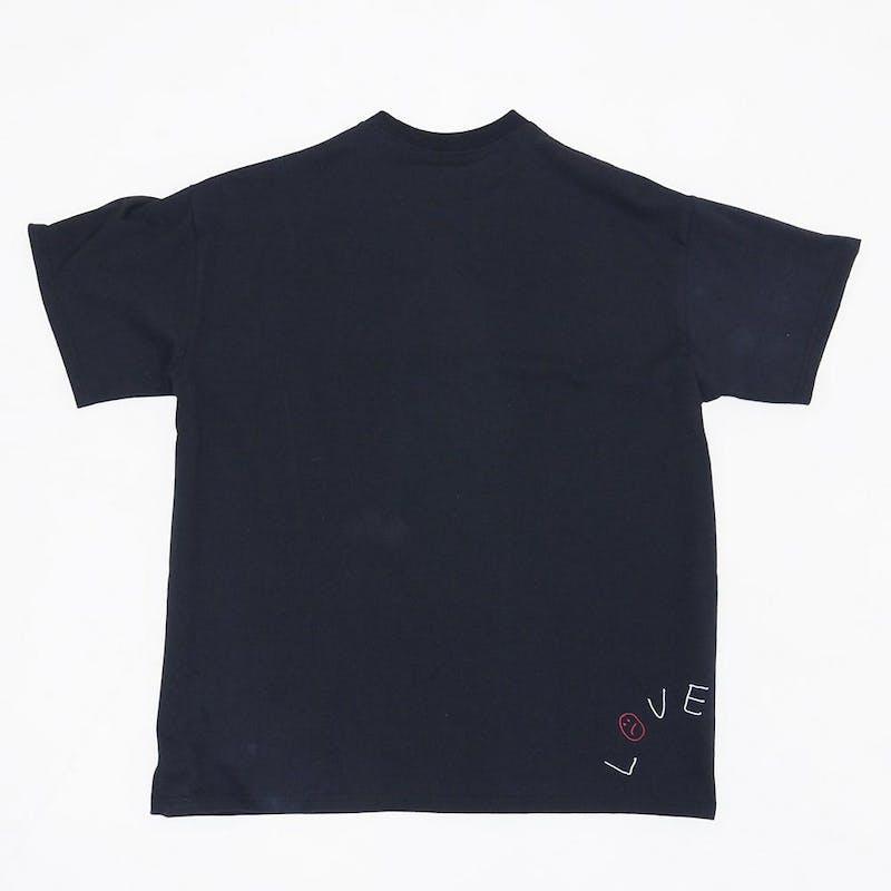 Riga rose LOGO t-shirt by Yudaiの画像14枚目