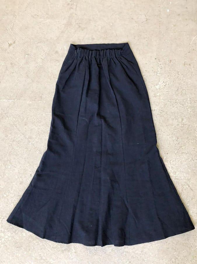 tulips long skirt