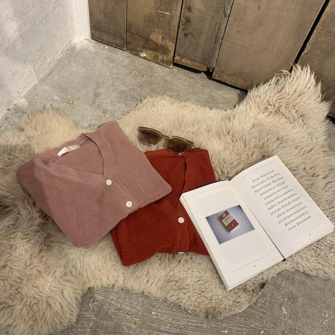 summer knit cardigan-0